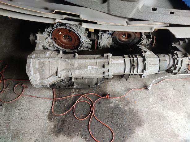 Skrzynia biegów Audi Q7 KJZ