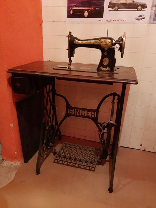 Stara maszyna do szycia Singer Skarżysko-Kamienna - image 1