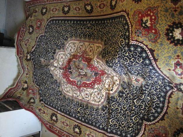 Ковер килим палас натуральний ворс