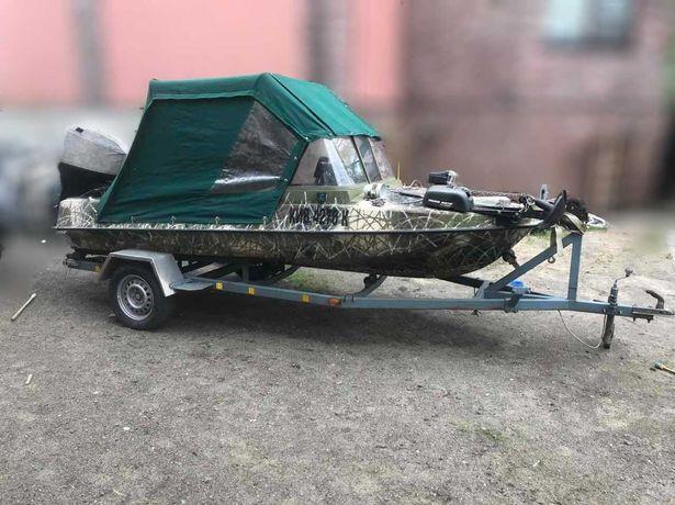 Лодка ОБЬ 3 с местом на РОПе