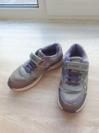 Кеды для девочки 32р кроссовки geox33