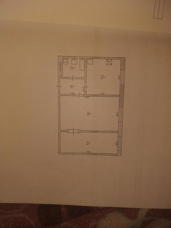 Продаю 2-х комнатную квартиру в Южноукраинске, ул.Олимпийская 3