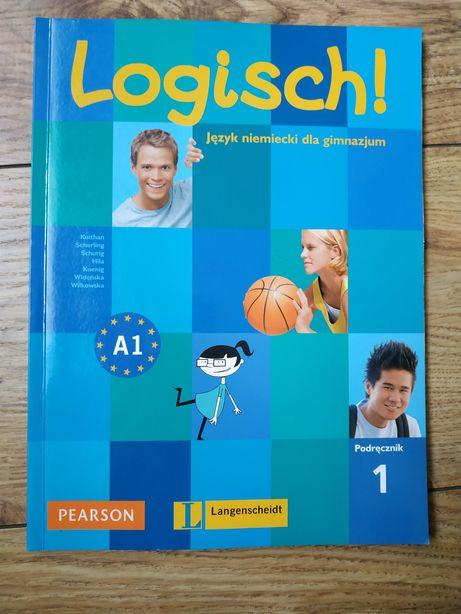 """,,Logisch!"""" podręcznik do języka niemieckiego dla gimnazjum"""