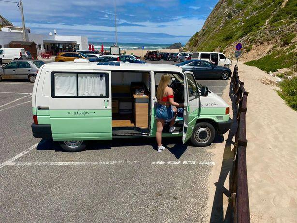 Vw transporter t4 campervan legalizada