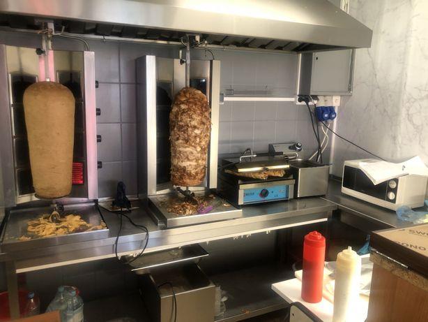 Spzredam gotowy biznes (kebab)