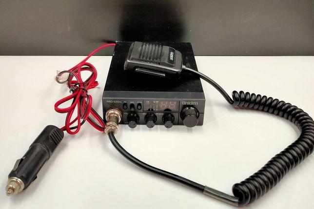 Cb radio Uniden 520xl. Lombard Łódź.