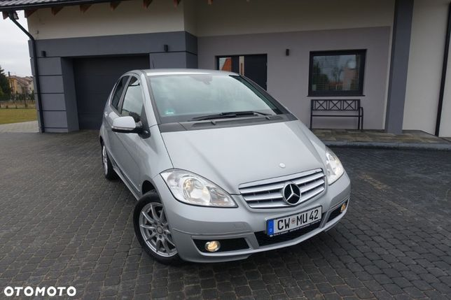 Mercedes-Benz Klasa A #Benzyna#Skóry#Klimatronic#Alufelgi#Super Stan!!!
