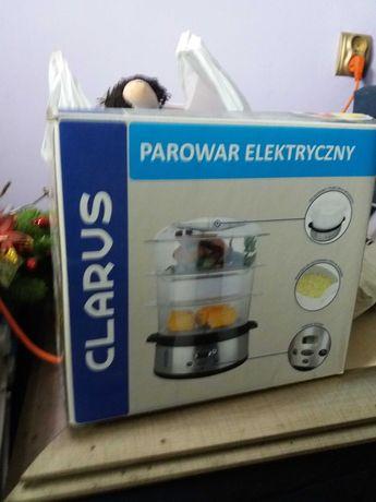 Nowy parowar elektroniczny Clarus