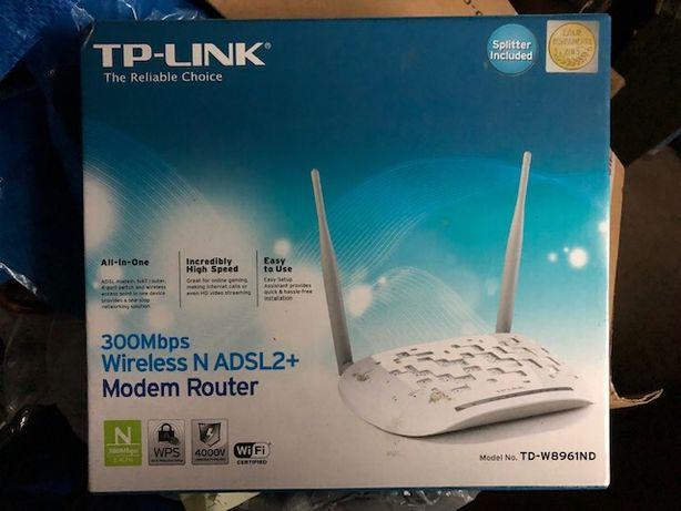 TP-LINK router TD-8961ND ADSL+