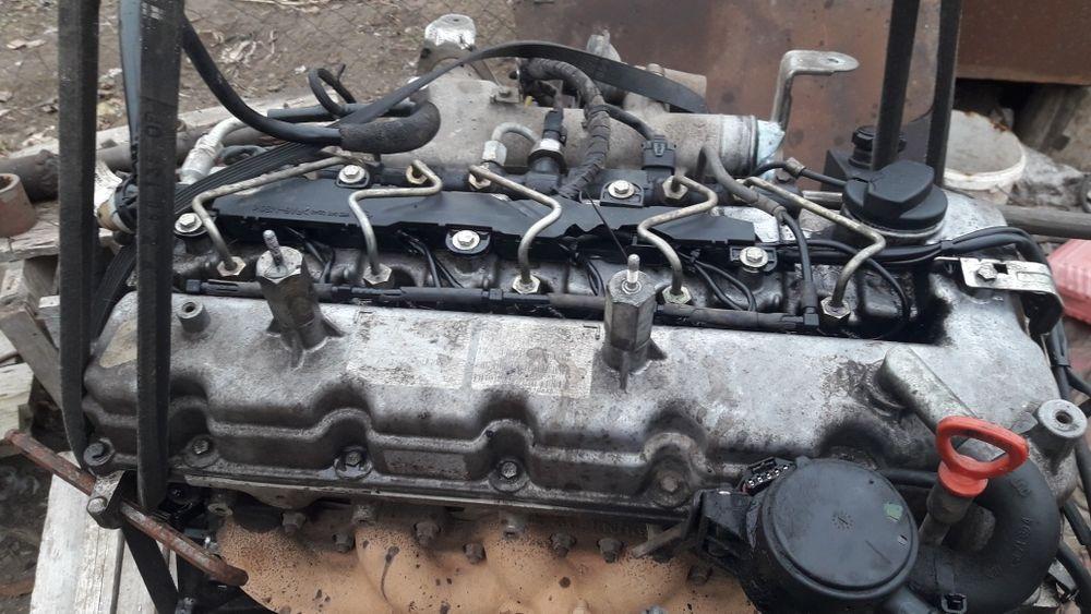 Двигатель мотор ssang young 2.7D Скадовск - изображение 1