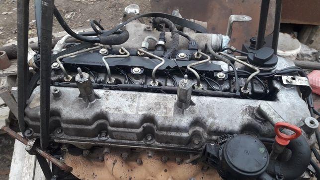 Двигатель мотор ssang young 2.7D