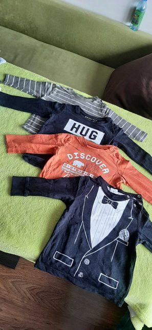 Paka, ubranka, ciuszki chłopięce 56 - 68, dla chłopczyka, chłopiec