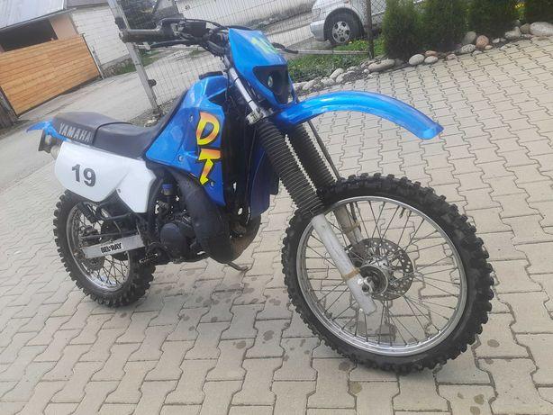 Yamaha Dt 125  zarejestrowana 5300 zł