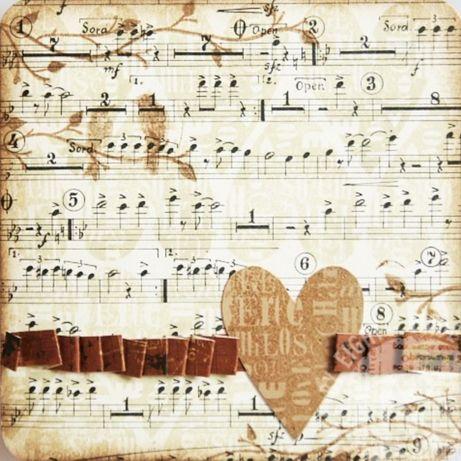 Śpiew - oprawa muzyczna ślubów w kościele.