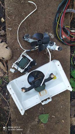 Вентиляторы Ariston и ноуфрост от холодильника