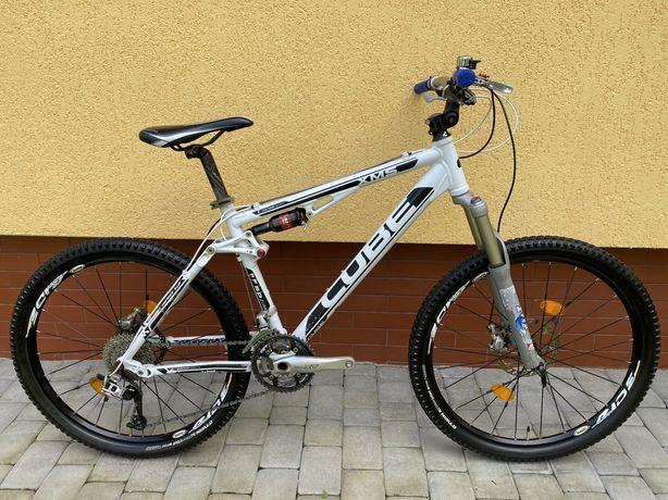 Двухподвесный велосипед MTB Cube XMS