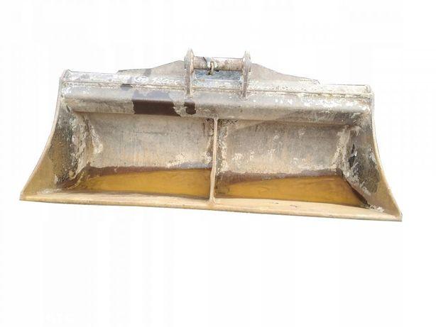 Łyżka skarpowa 180cm używana JCB CAT KOMATSU