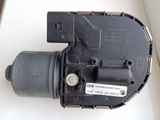Моторчик до склоочисника Шкода А5