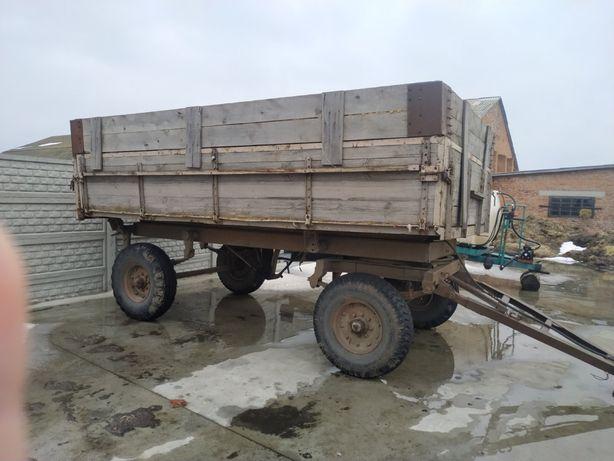 Прицеп тракторний 2птс-4
