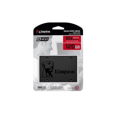 Disco SSD Kingston A400 120GB NOVO