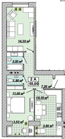 2-кімнатна, Центр, р-н Галицька, пруч ЦентраотногоРинку, Ратуші