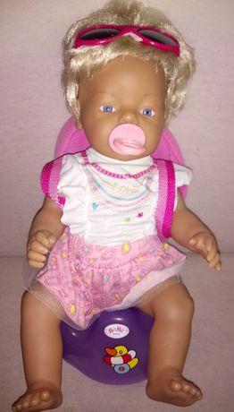 Кукла бебі борн з аксесуарами