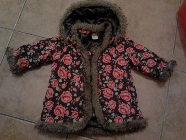 Wiosenno-jesienny płaszczyk H&M