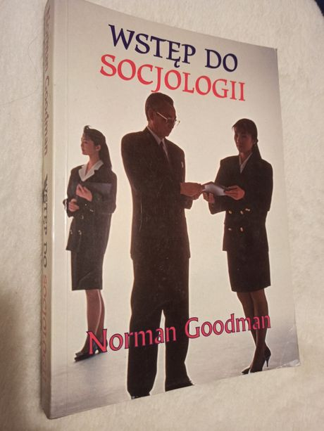 Wstęp do socjologii Norman GOODMAN