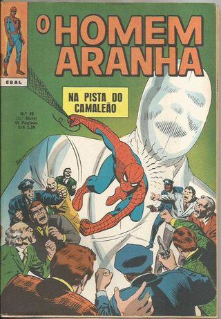 Revistas Marvel Homem Aranha Ebal