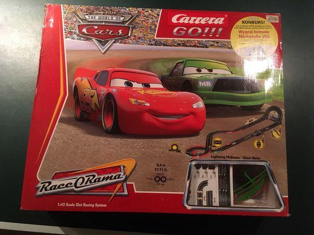 Carrera Go tor wyścigowy Race'o'Rama Cars