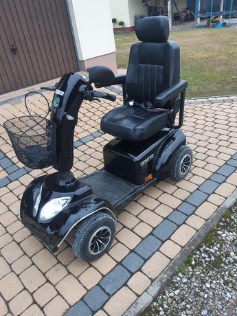 Wózek elektryczny dla seniora, inwalidzki