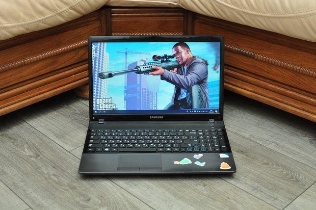 Игровой ноутбук Samsung 305 (Core i3/750Gb/8Gb/NVIDIA 520m- 2Gb)