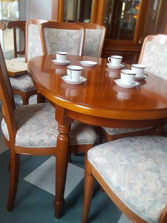 SELVA Stół włoski   z krzesłami