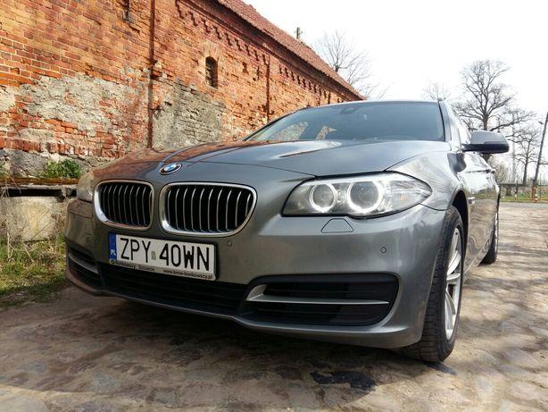 BMW 530XD 2013 Lift Bezwypadkowy