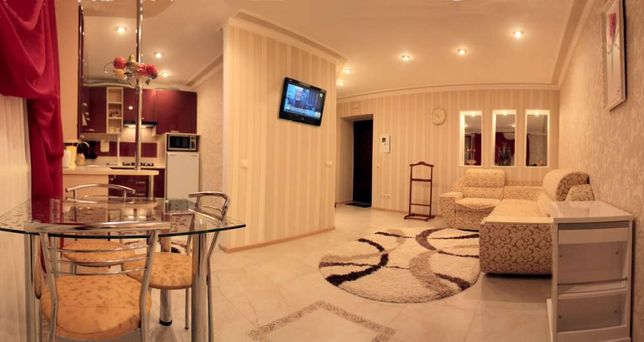 Елегантна двокімнатна квартира на вул. Соборності 78