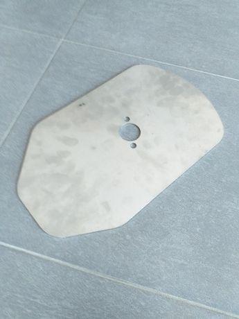 Blacha walca wstępnego górnego sieczkarni Claas Jaguar 840, 860, 880