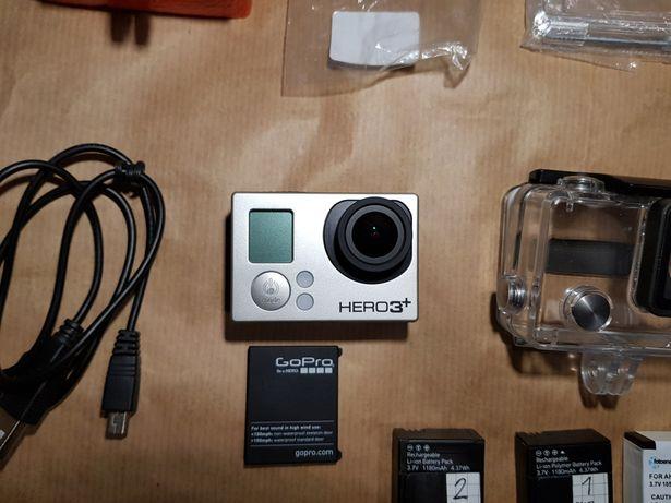 GoPro 3+ black 3 plus z ekranem