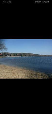 Działki na wynajem nad jeziorem Żelazno gmina Krzywin