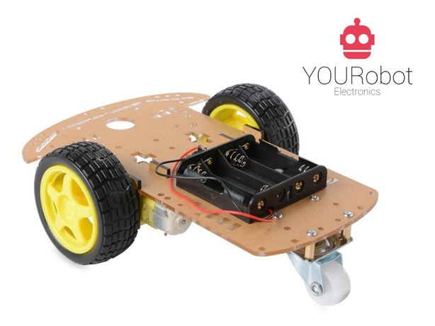 Chassis 2WD para Arduino NOVO
