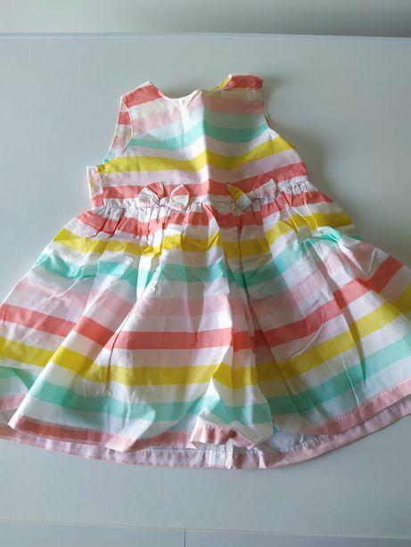 Vestidos Mayoral, Benetton bebe 3meses