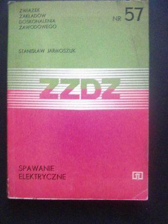 Spawanie elektryczne - Stanisław Jarmoszuk