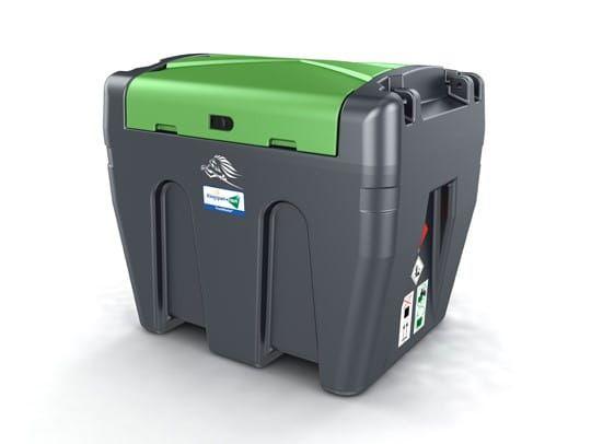 Mobilny zbiornik na olej napędowy TruckMaster® o pojemności 900l