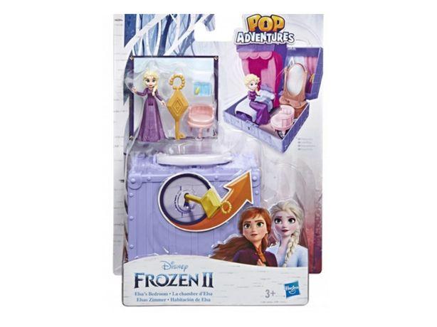 Hasbro POP ADVENTURES Sypialnia Elsy Frozen II
