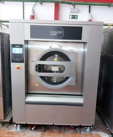 DOMUS 45kg ocasião máquina de lavar roupa industrial