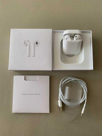 Airpods 2 Наушники Apple В хорошем состоянии
