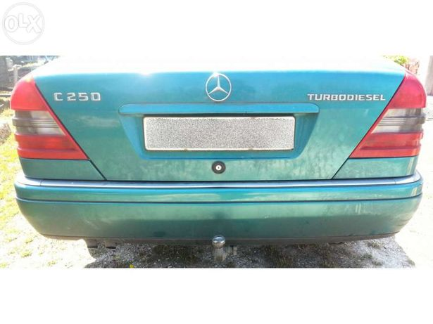 Para-Choques (Trás) - Mercedes Classe C (W202)