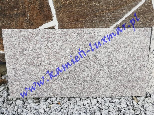 Płyta granitowa / Brąz królewski /polerowany 30x60x1 (cm)/płytka/panel
