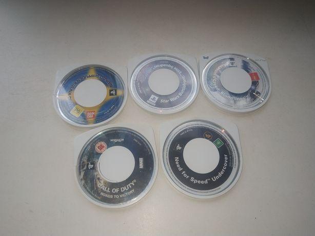 UMD диски для PSP