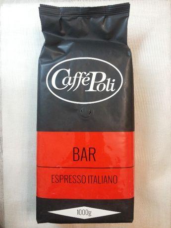 Кофе в зернах Caffe Poli Bar 1 kg (Кофе Поли Бар). Цена от 1 кг