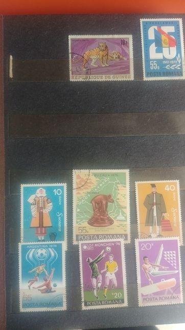 Znaczki pocztowe rozne 2 czesc kolekcji